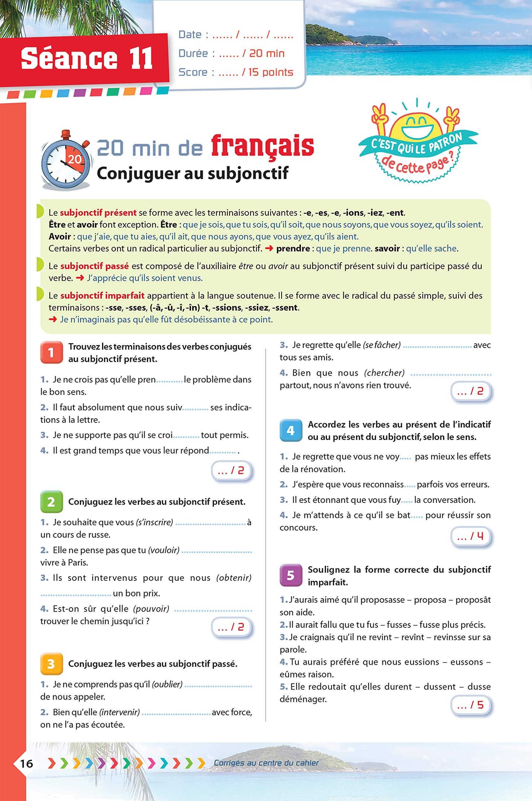 Pret Pour La 2de Cahier De Vacances Revisions De La 3e Ɯ¬ ɀšè²© Amazon