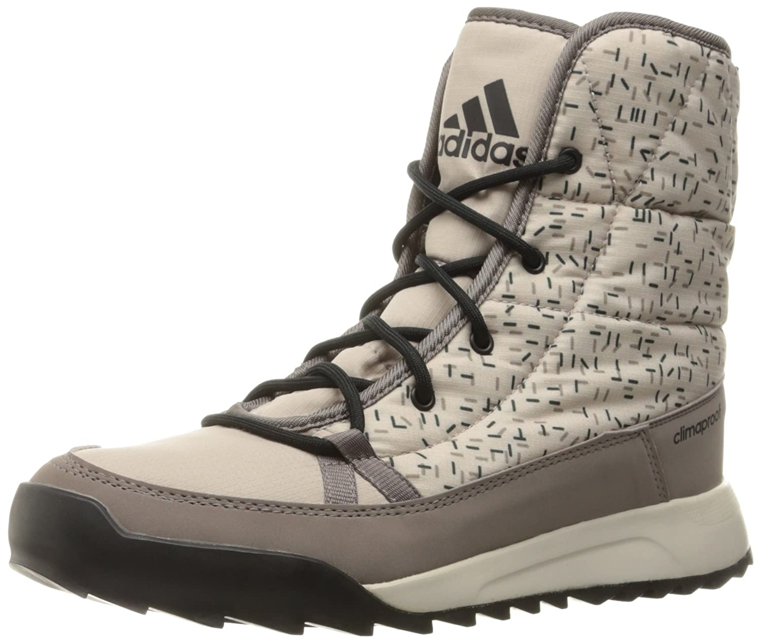 adidas outdoor Women's CW Choleah Insulated CP Snow Boot B018WSWVFS 10 B(M) US|Tech Earth/Vapour Grey/Clear Brown