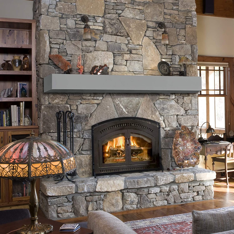 Pearl Mantels Cassie Fireplace Mantel Shelf Mineral