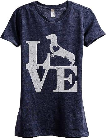 schund Dog Love Heart Baby Casual Round Neck Tee Shirts Short eeve T
