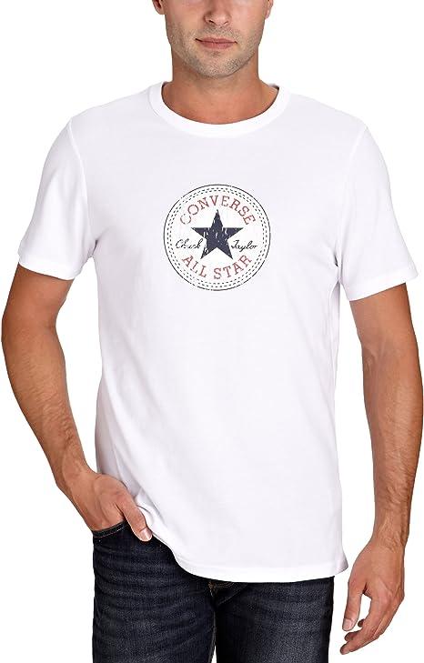 Converse Herren T Shirt Vintage Patch T Men