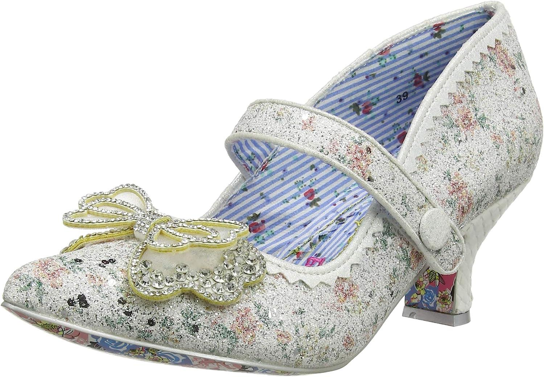 Irregular Choice I Love You Womens Ladies High Heel Wedding Shoes Size UK 4-8