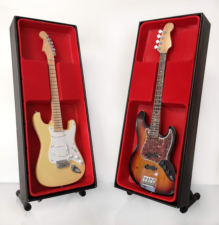 Jimi Hendrix Experience – Juego de guitarra en miniatura Jimi ...