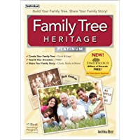 Family Tree Heritage Platinum 8 [Download]