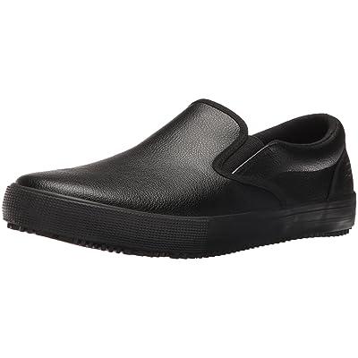 Skechers for Work Men's Alcade Industrial and Construction Slip Resistant Shoe: Shoes