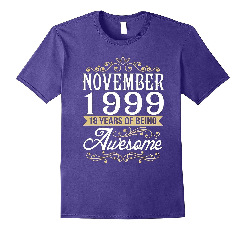 18th Birthday Funny Tshirt-T-Shirt