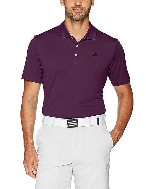 adidas Golf Rendimiento Polo de la Marca Hombres: Amazon.es: Ropa ...