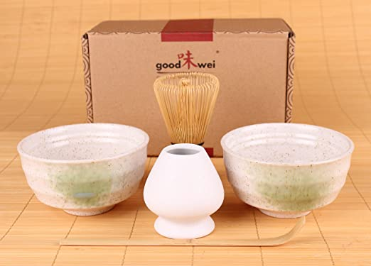 20 opinioni per Goodwei Set di Tè Matcha Giapponese con