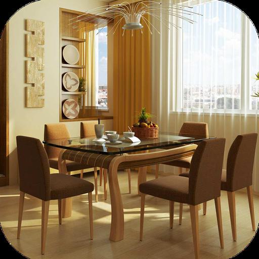 Classic Interior Design, Home Furnishing and Decor Ideas Set I