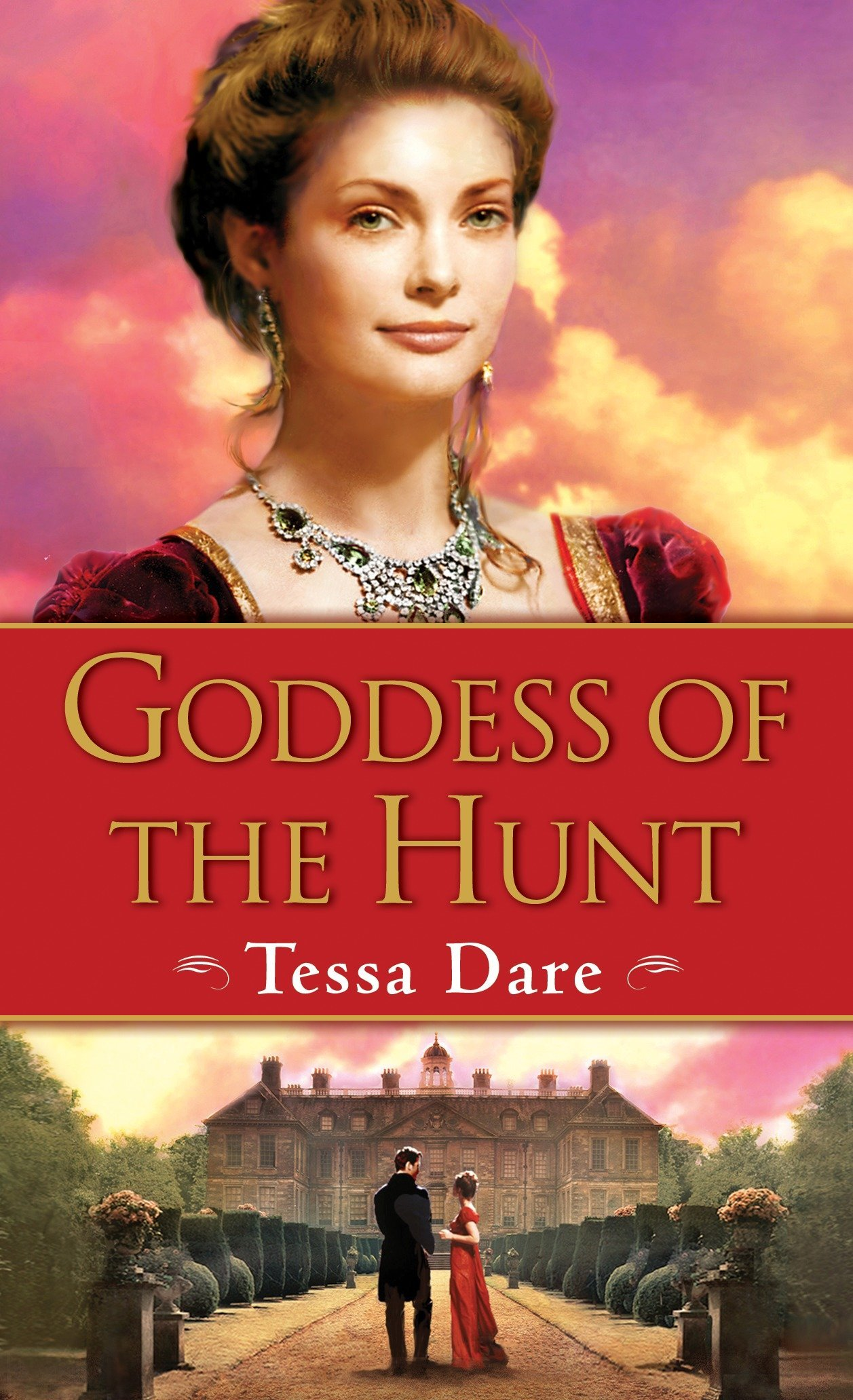 Goddess of the Hunt (Wanton Dairymaid Trilogy) ebook
