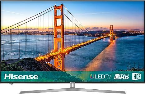 Hisense H55u7auk 55 Pulgadas 4k Ultra HD uled Smart TV con ...
