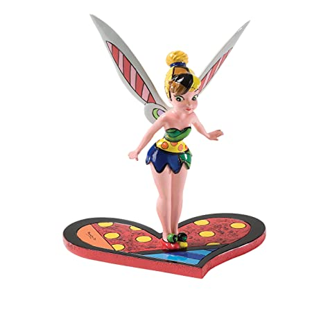 Enesco Disney by Britto from Tinker Bell Figurine 7.75 in