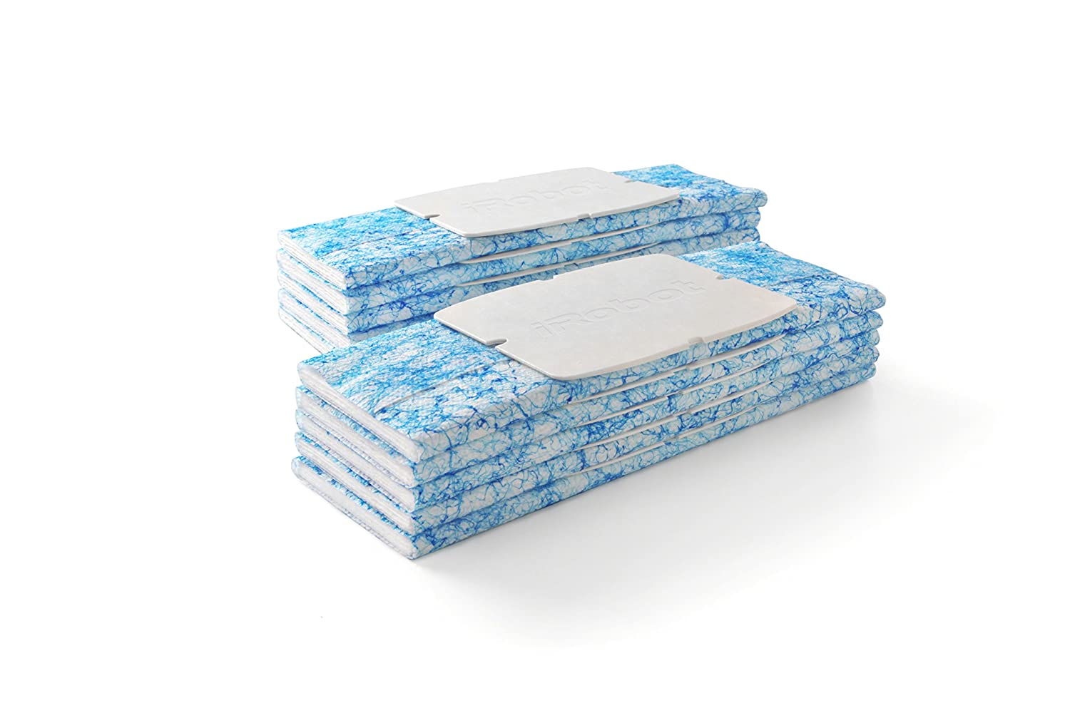 iRobot Braava Jet - Scrub cleaning cloths, pack of 10 units