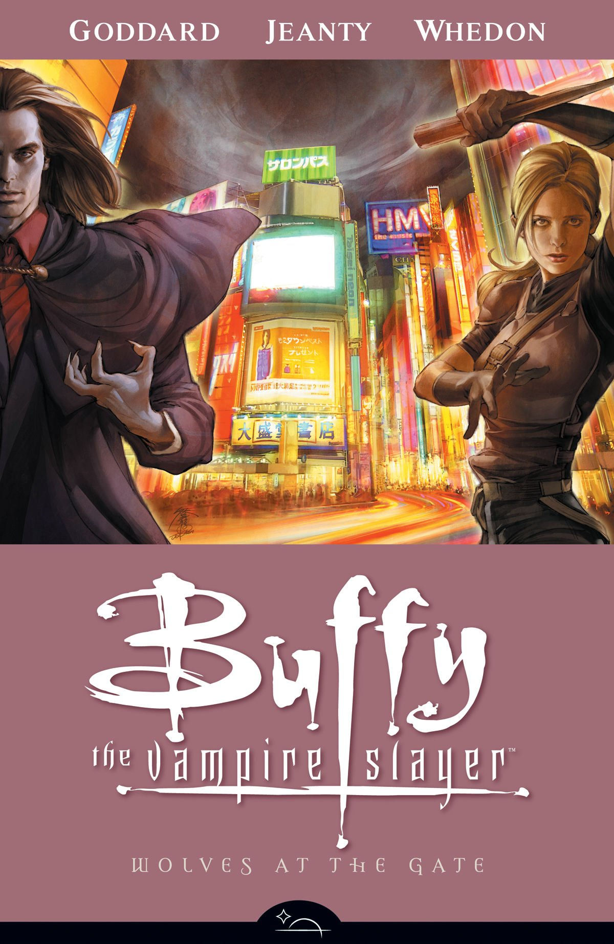 Download Wolves at the Gate (Buffy the Vampire Slayer Season Eight, Volume 3) ebook
