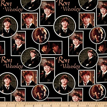 Harry Potter Scenes Multi Digital Camelot 100/% cotton fabric by the yard