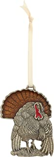 product image for DANFORTH - Wild Turkey Pewter Ornament - 2 1/4 Inches High - Handcrafted - Made in The USA