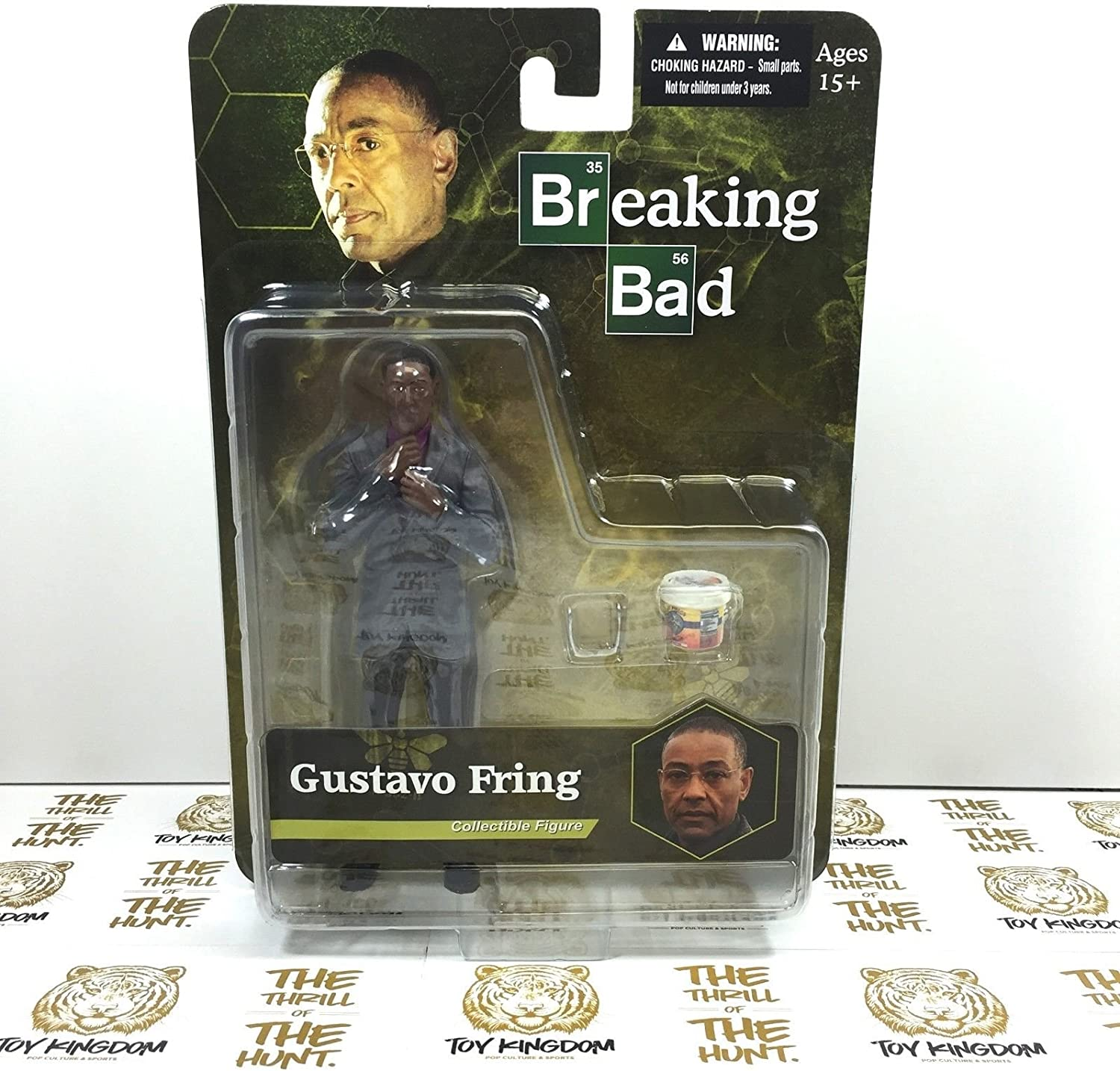 "Breaking Bad 6/"" Action Figure Gus Fring"