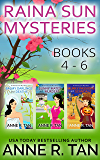 Raina Sun Mystery Boxed Set Vol 2 (Books 4-6): A Chinese Cozy Mystery (Raina Sun Mystery All Boxed Up)