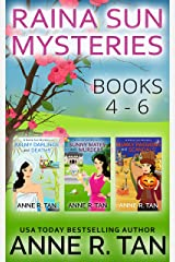 Raina Sun Mystery Boxed Set Vol 2 (Books 4-6): A Chinese Cozy Mystery (Raina Sun Mystery All Boxed Up) Kindle Edition