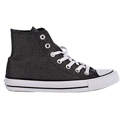 Converse Womens Chuck Taylor All Star Hi Top Fashion Sneaker Shoe ... 959c23bad