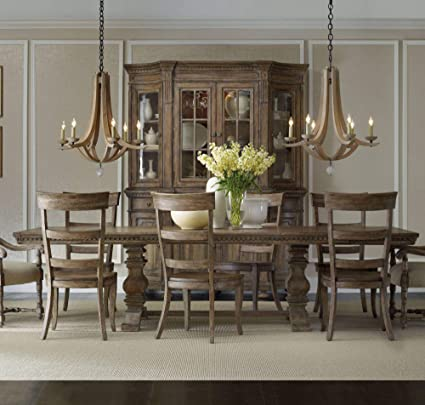 Image Unavailable Not Available For Color Hooker Furniture Sorella Rectangular Dining Table With Leaves