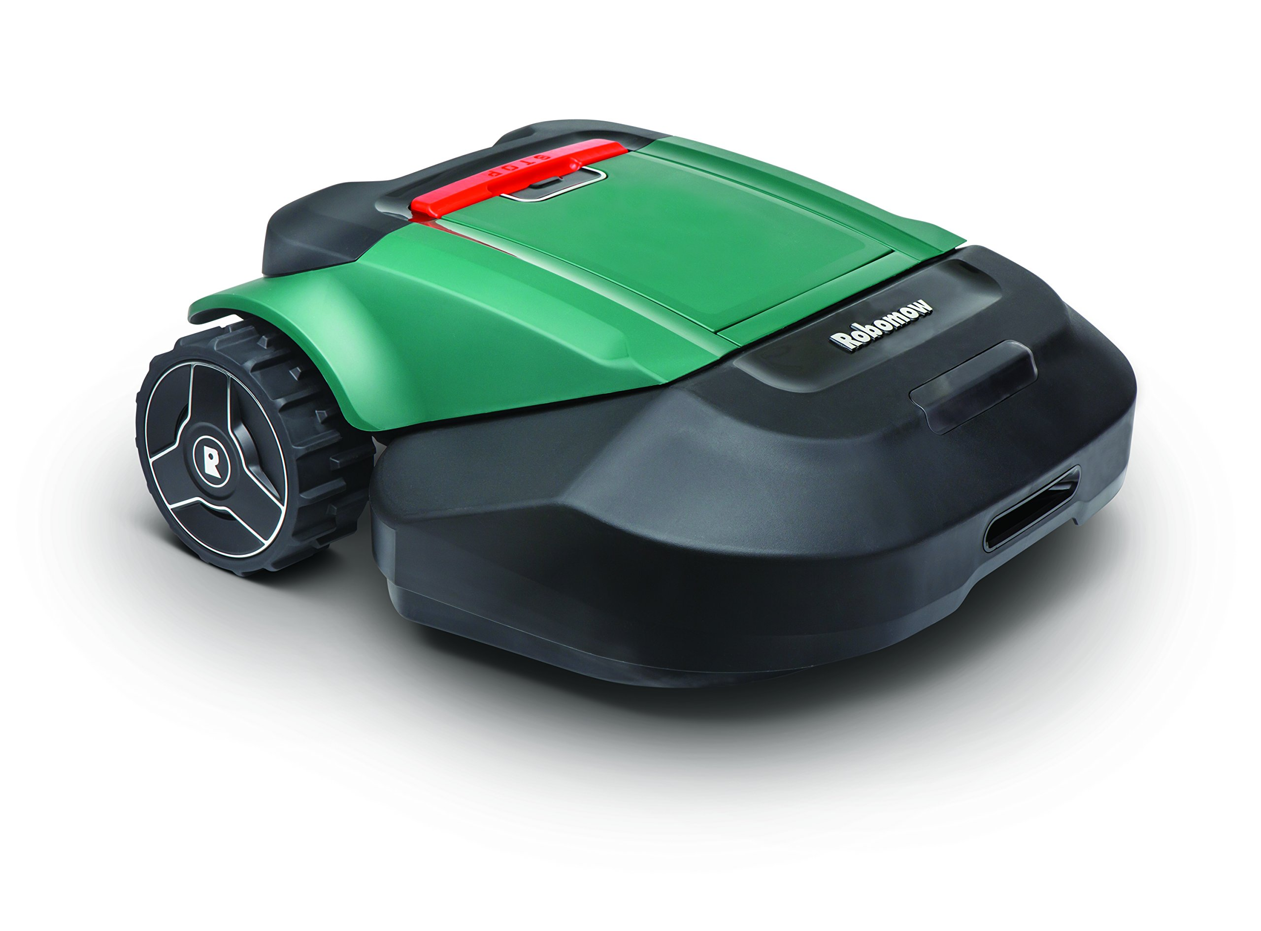 Robomow RS630 Battery Powered  Robotic Lawn Mower by Robomow