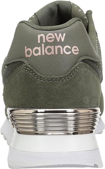 new balance 25 rose