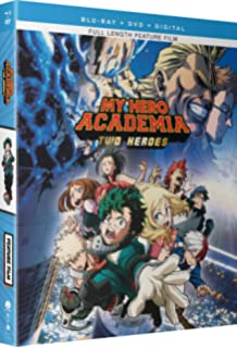 Amazon com: My Hero Academia: Season Three Part One [Blu-ray