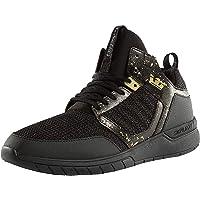 SUPRA Mens Method Shoes Size 8 Navy - White