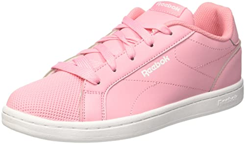 Reebok Royal Complete CLN, Zapatillas de Tenis para Niñas, Rosa (Squad Pink/White 000), 34 EU