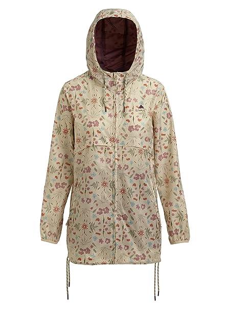 Amazon.com: Burton Hazlett Packable - Chaqueta para mujer ...