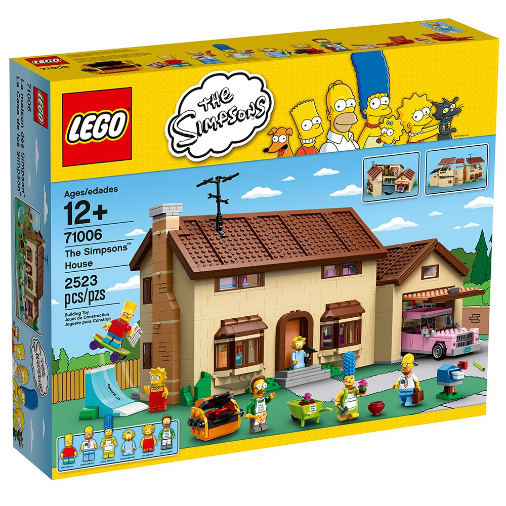 Top 6 Best LEGO Simpsons Sets Reviews in 2021 7