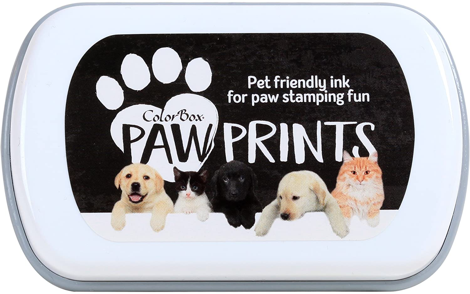 93a12af3 Amazon.com: ColorBox Pet Inkpad Full Size Black: Arts, Crafts & Sewing