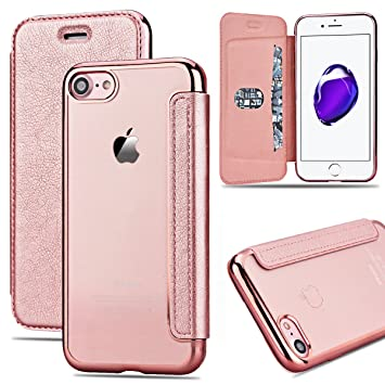 coque rose clair iphone 7