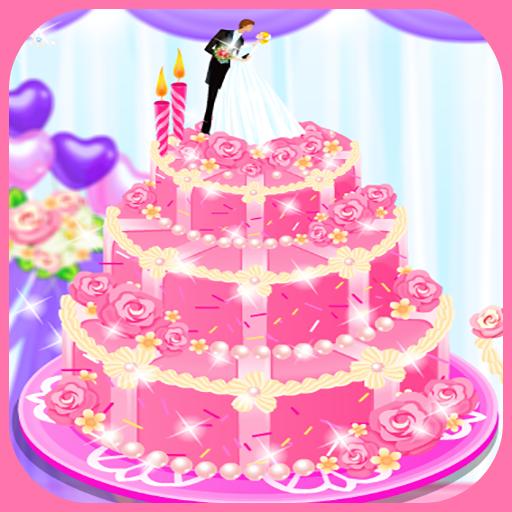- cooking games wedding cake