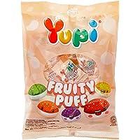 Yupi Fruity Puff Gummy Candies, 120 g