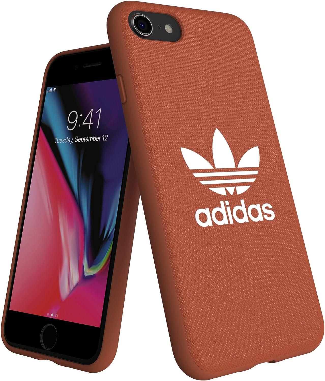 adidas Originals Moulded Case Canvas for iPhone 6/6S/7/8 - Shift Orange