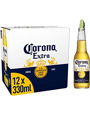 Corona Extra Lager Beer Bottles 12 x 330ml