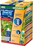 Dennerle Traitement de l'Eau pour Aquariophilie Set Co2 de Fertilisation des Plantes Bio 60