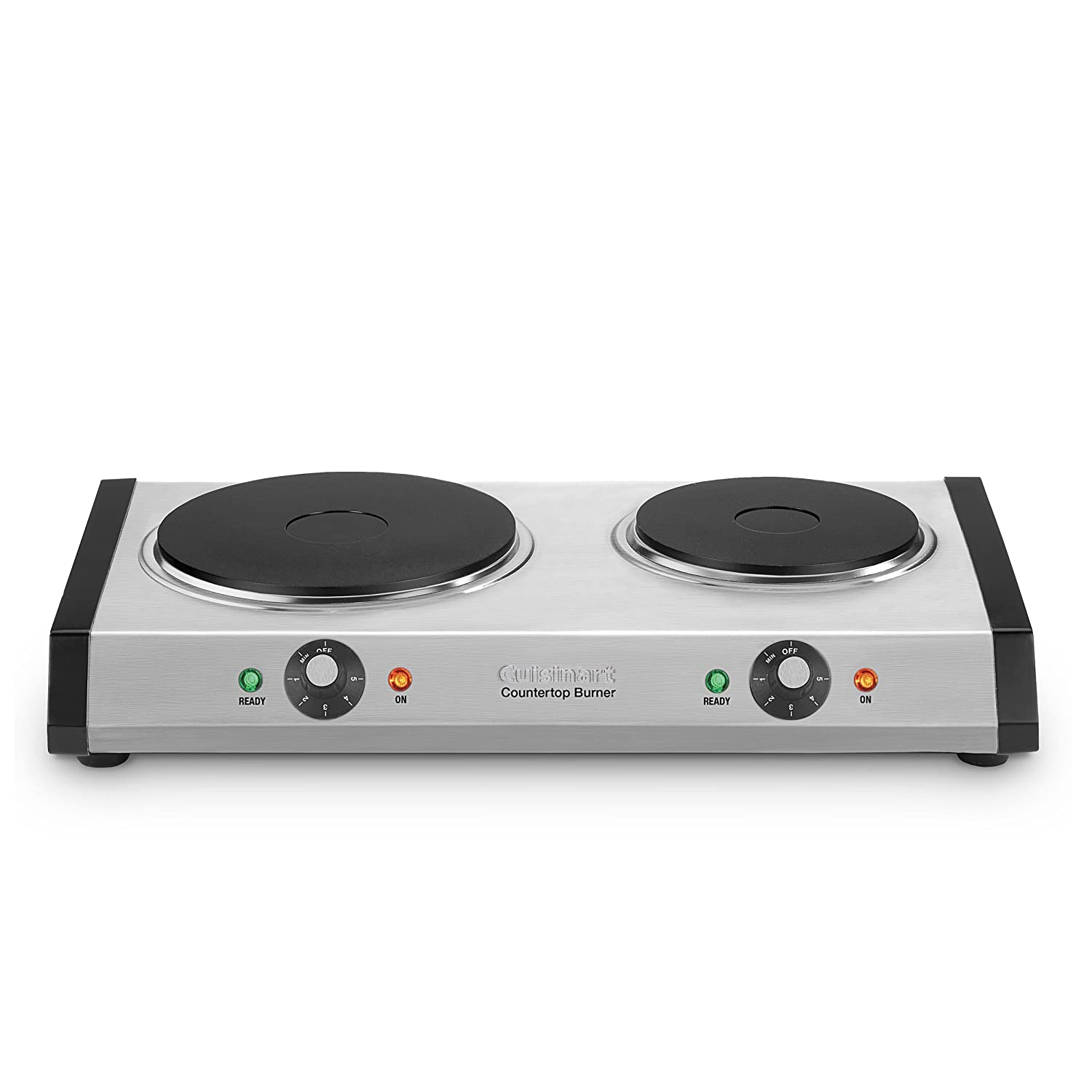 Cuisinart CB-60 Cast Iron Double Burner Review