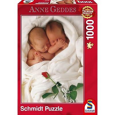 Schmidt Spiele 59357 - Milly Et Natalie - 1000 Pièces
