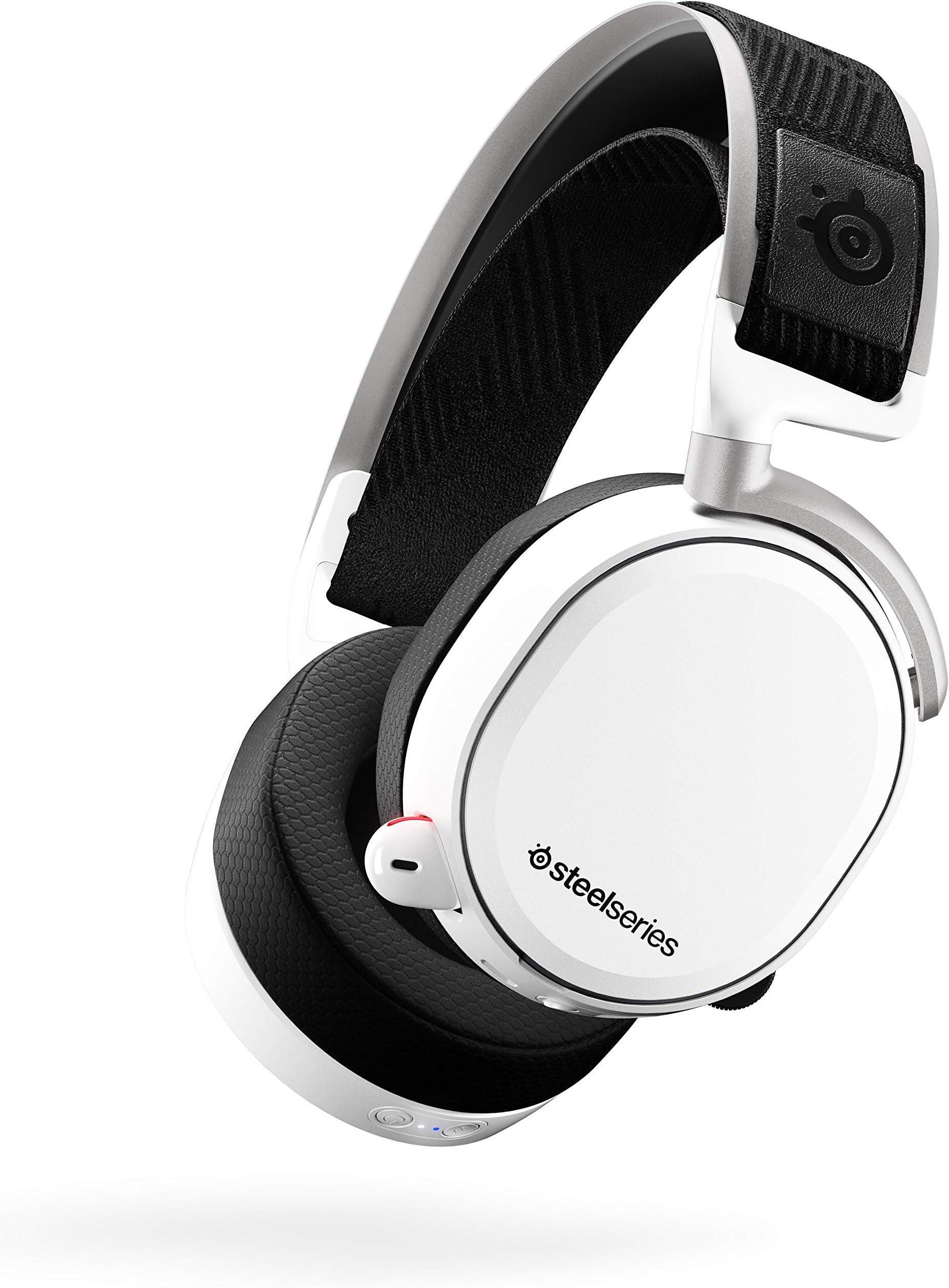 1d2ab92b17b Amazon.com: SteelSeries Arctis Pro Wireless Gaming Headset ...