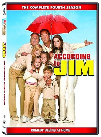 according to jim season 6 dvd