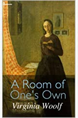 A Room of One's Own : PREMIUM EDITION (Illustrated) Kindle Edition
