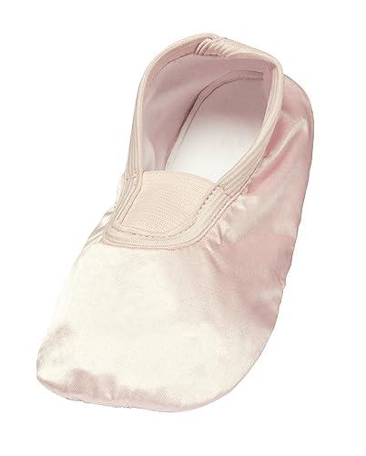 cc1a64fbe8f7fe ZAPATO EUROPE Kinder Gymnastikschuhe Tanzschuhe Turnschuhe Slipper  Ballettschuhe Ballerina Kinderschuhe Mädchen Schuhe Gummisohle  Turnschläppchen Rosa ...