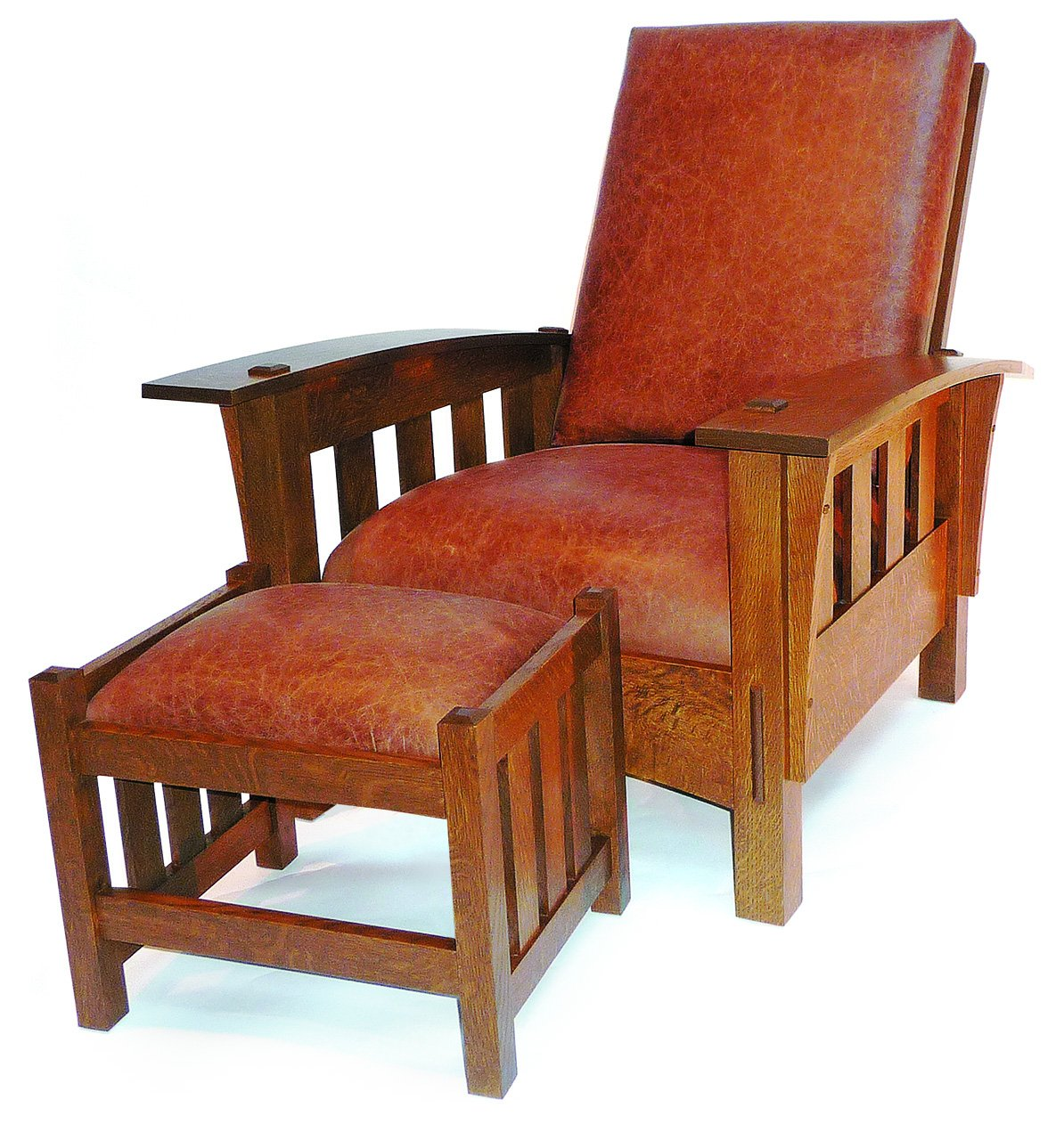 How To Build Your Own Furniture Amazoncom Build Your Own Bow Arm Morris Chair Plan American