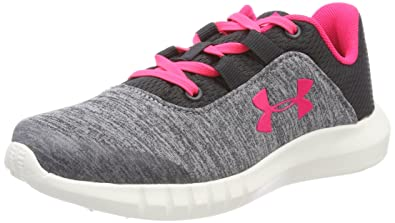 2732dc9419a44 Under Armour Girls' Ua GPS Mojo Al Competition Running Shoes: Amazon ...
