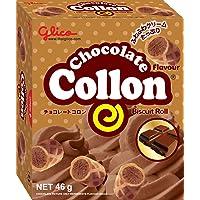 Glico Collon Chocolate Biscuit, 46g