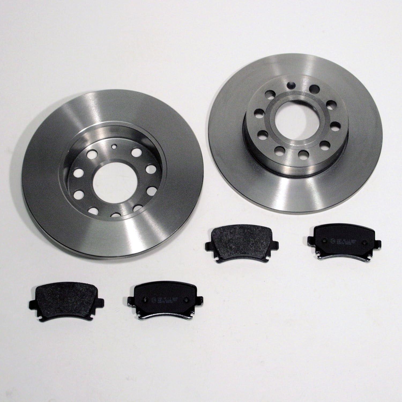 VW Sharan Bremsbeläge Bremsklötze Bremsen für hinten die Hinterachse