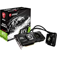 MSI V372-008R Grafikkarte GeForce RTX 2080 8 GB GDDR6 - Grafikkarten (GeForce RTX 2080, 8 GB, GDDR6, 256 Bit, 7680 x 4320 Pixel, PCI Express x16 3.0)
